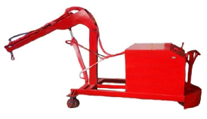 Offer for 3t Electric Floor Crane