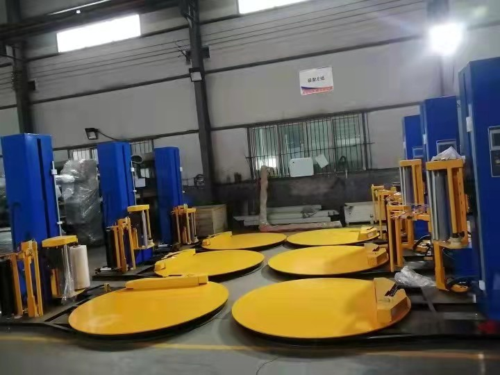 Workshop of Pallet Wrapping Machine made in china24.jpg