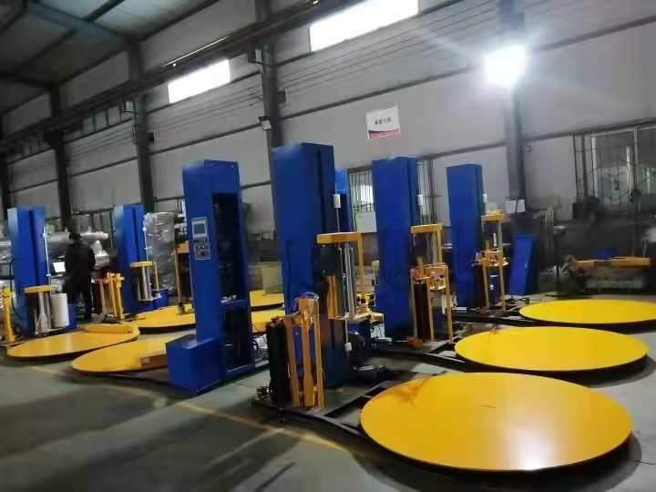Workshop of Pallet Wrapping Machine made in china25.jpg