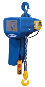 Inquiry for electric chain hoist from Republic of Uzbekistan