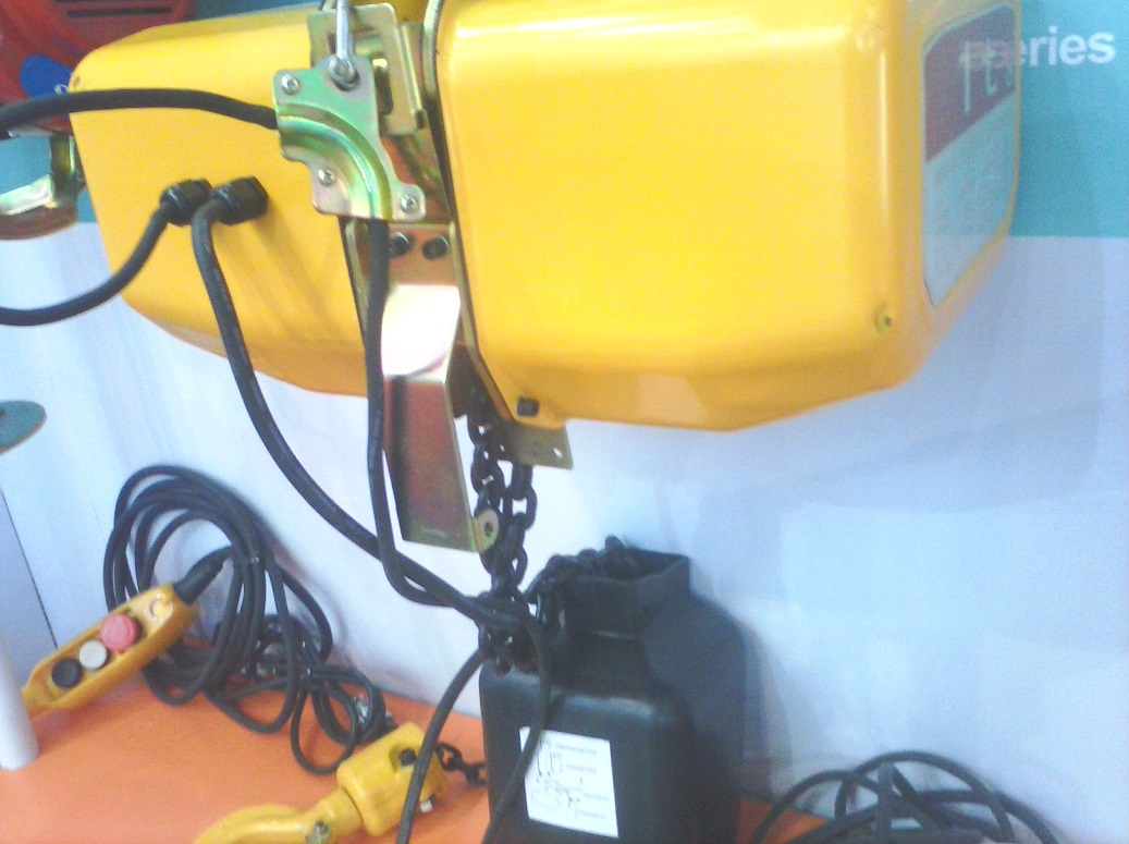 Site photos of HHXG Electric Chain Hoists2.jpg