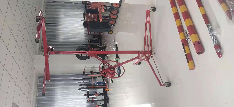 Site photos of Drywall Panel Foot Lift Hoists2.jpg