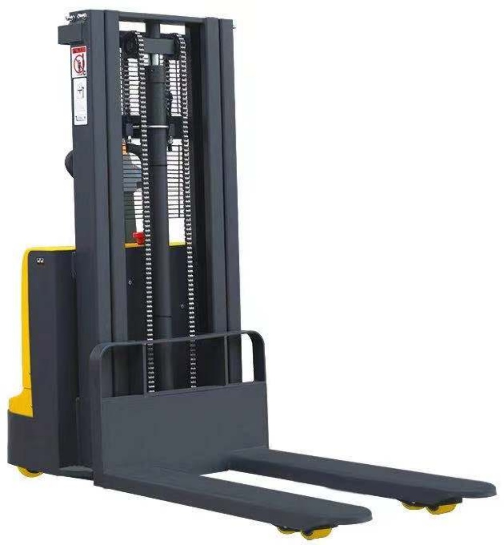 Electric walkie forklift stacker made in china20.jpg