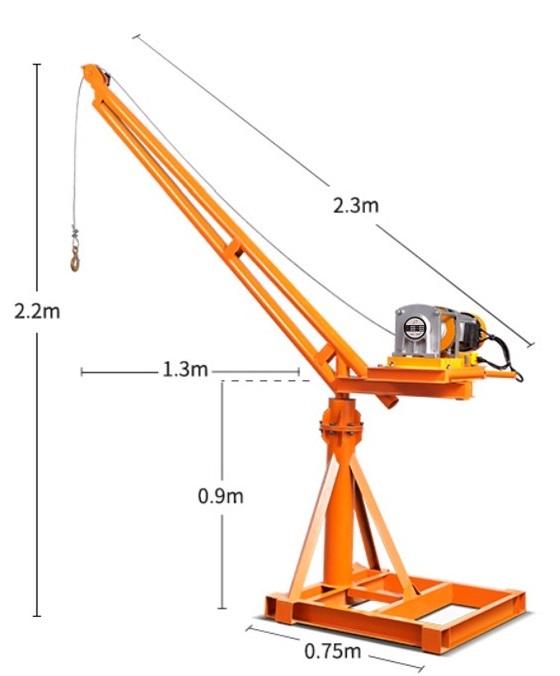 Size of mini construction crane.jpg